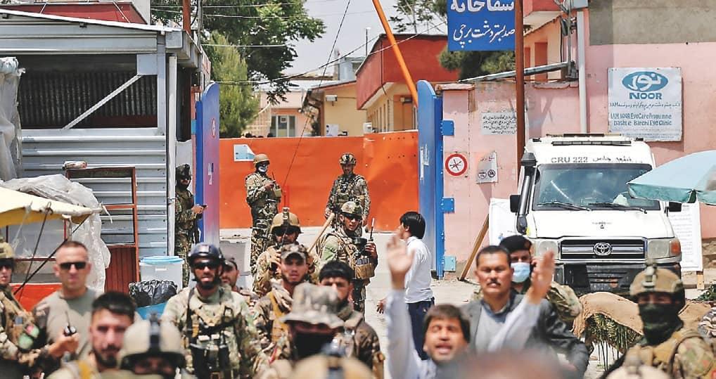 After Covid, Terrorists May Resort To Bio-Warfare