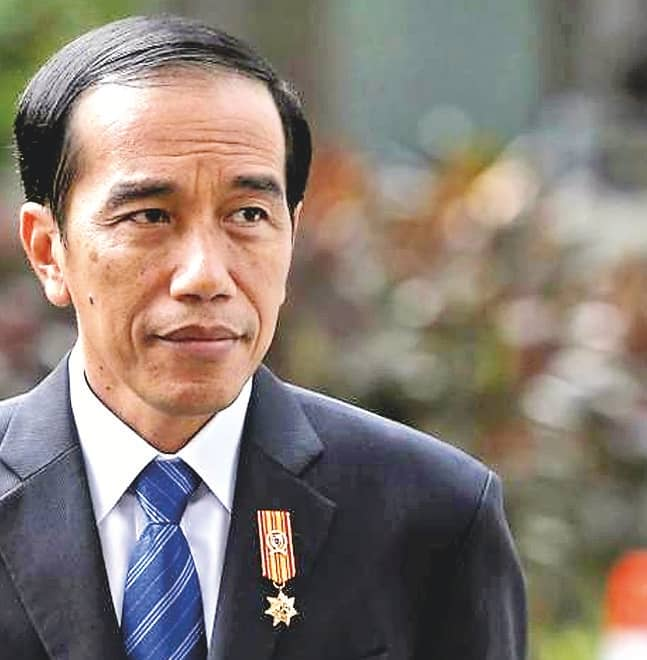 Indonesian President Threatens To Reshuffle Cabinet