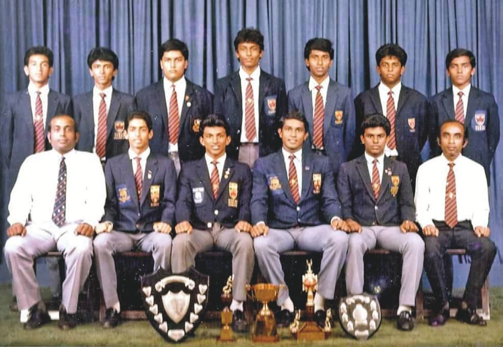 HOW THE '86 TRINITY CRICKETERS ENDED A 35-YEAR WAIT