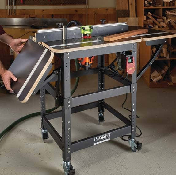 Tricked Out Router Table