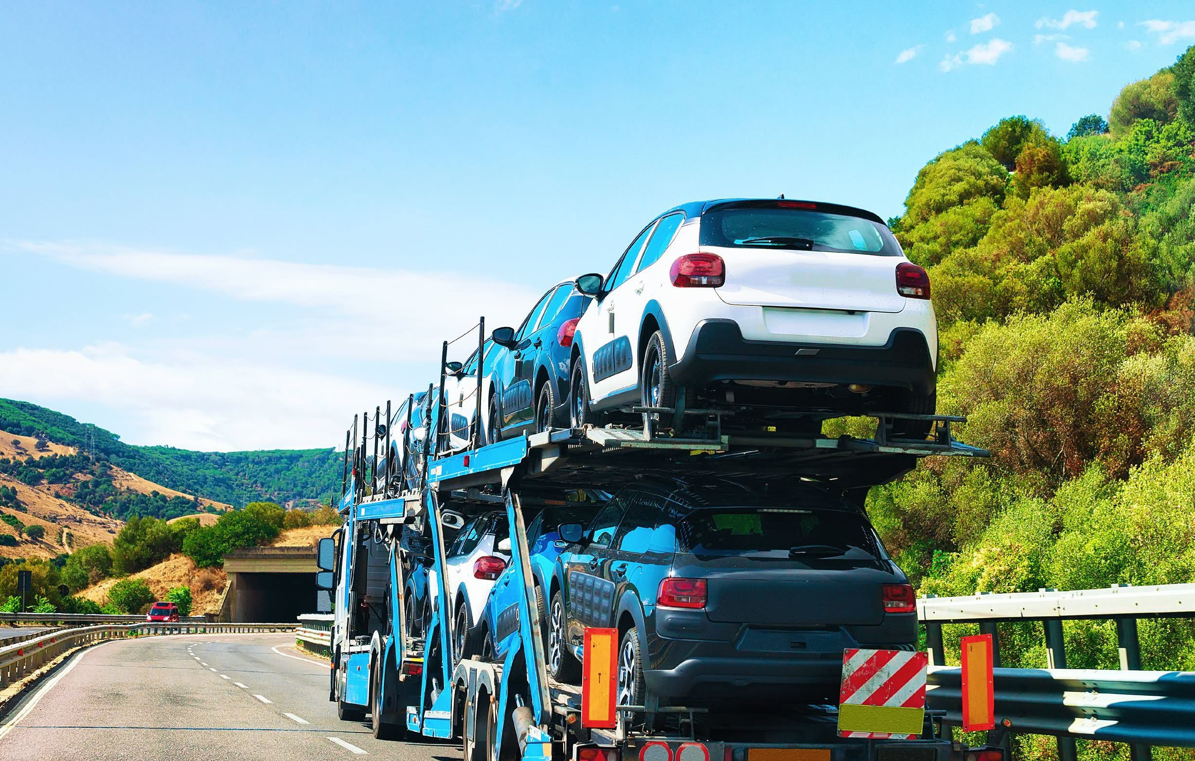 Automotive Logistics At The Cusp Of Transformation