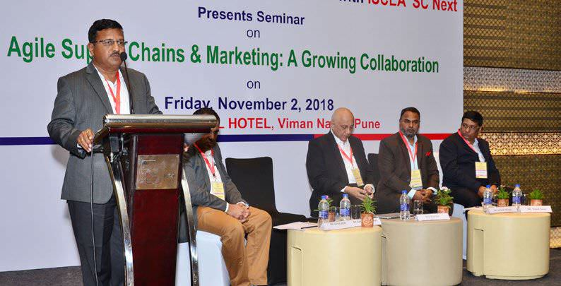 Innovation & Digitisation Vital For Supply Chain