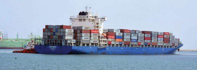 Maersk Line Starts Service From Ennore