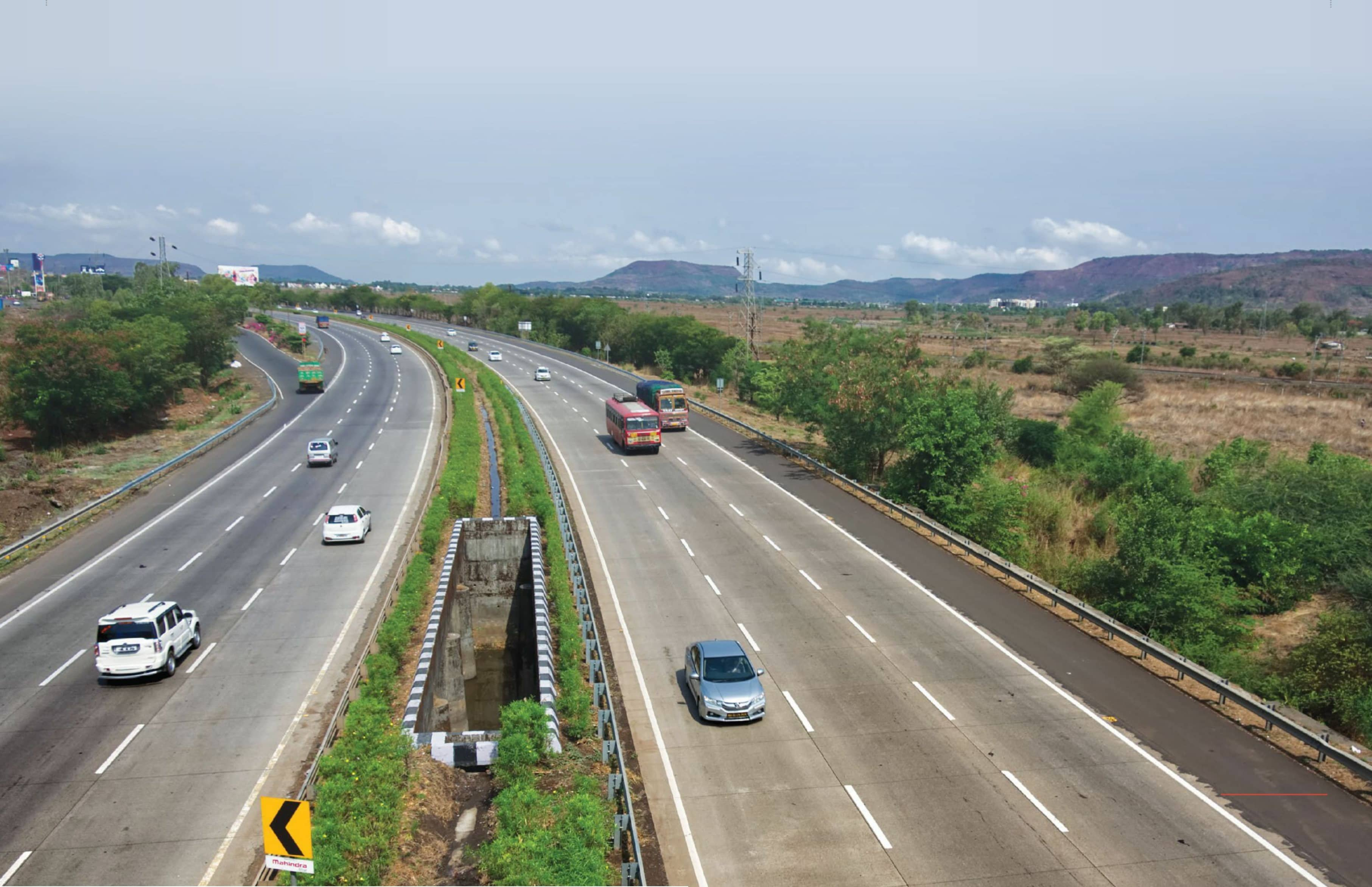 Pumping Energy Into India's Arterial Roads