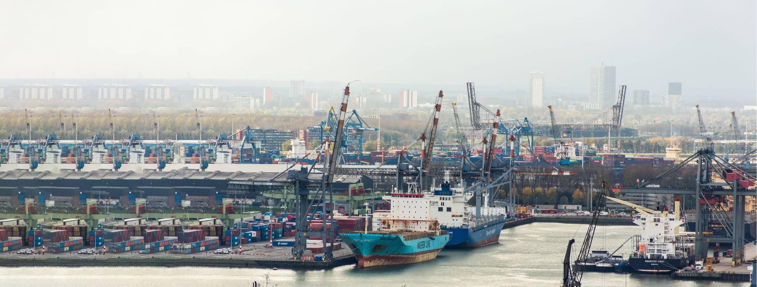 Reinventing Global Trade Using Blockchain