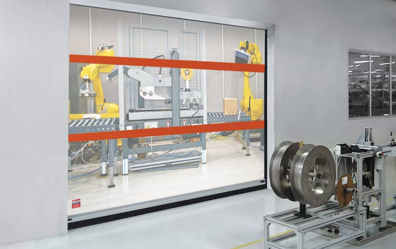 Machine Protection Doors: Protecting People And Enhancing Productivity