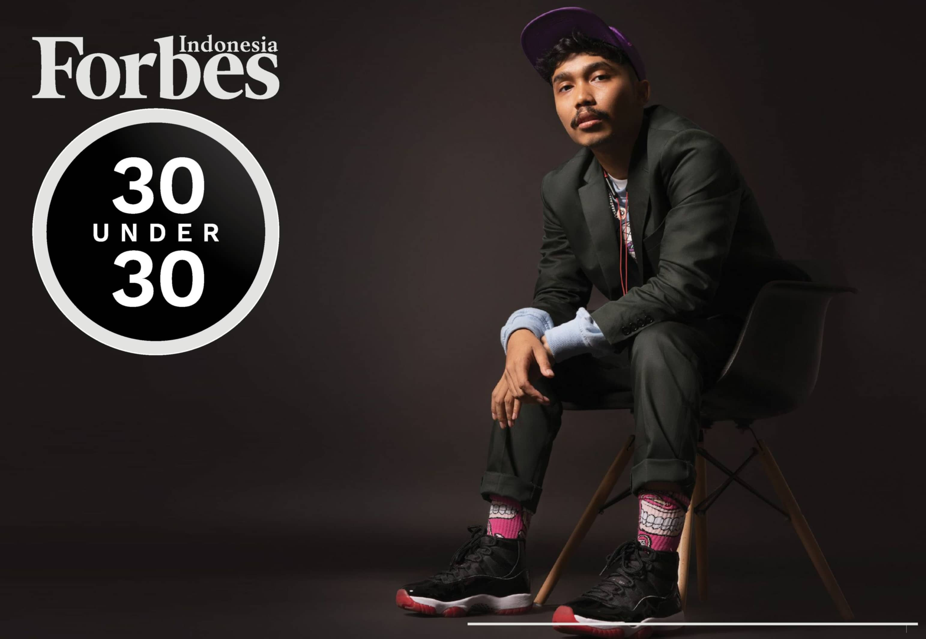 Forbes Indonesia 30 UNDER 30 CLASS OF 2020