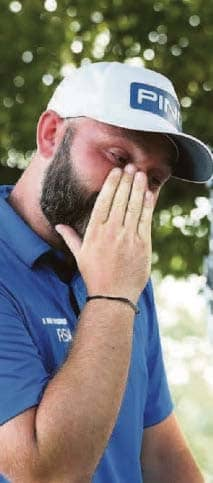 Sad Sullivan Tears It Up