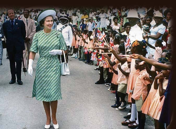 Barbados: We Don't Want Her Maj As Our Caribbean Queen..