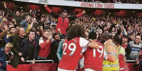 Gunners Making Strides To Bring Back Their Fans