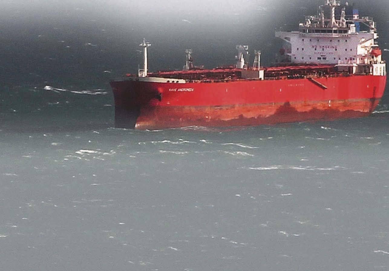 SBS Assault Frees 'Mayday' Oil Tanker