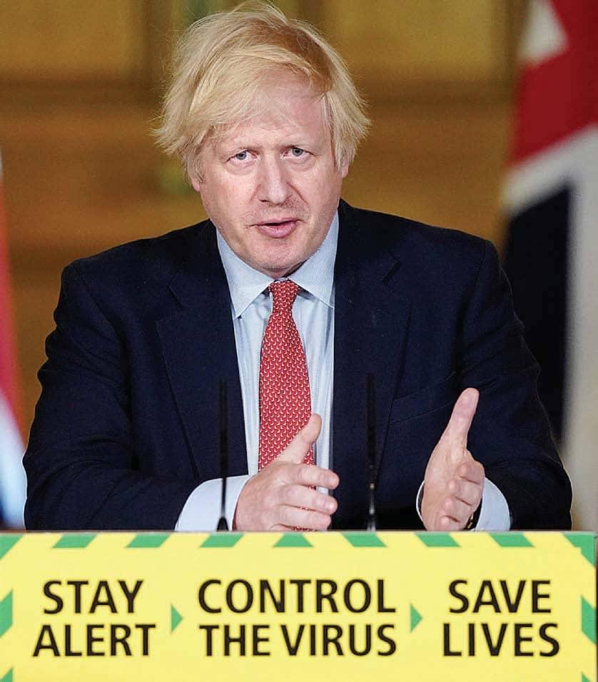 PM Eases Lockdown Rules Lowering Virus Alert Level Can't Wait Till We Meet Again