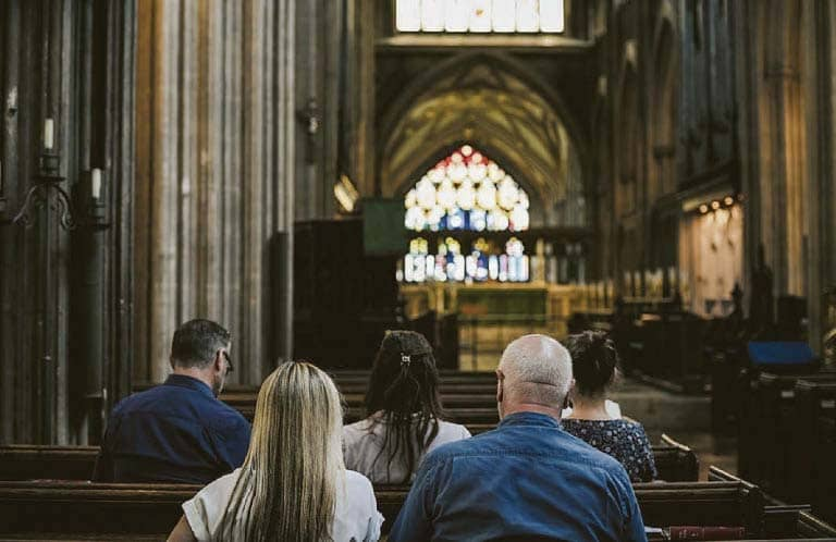 We Will Fail If The Church Returns To Business As Usual