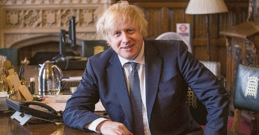 Boris Upbeat About Free Trade Deal Despite Divide