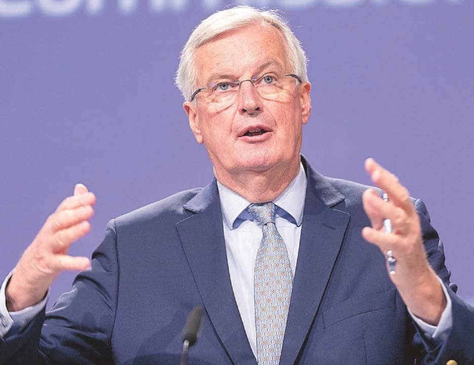 Barnier Ready To Give In On Brexit Trade Demands