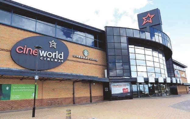 Box Office Crash To Be Revealed At Cineworld