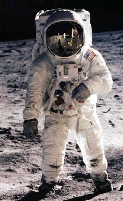 Woman 'to walk on the Moon in 2024'
