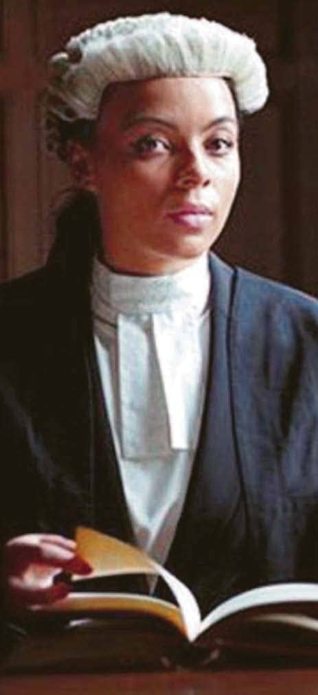 This Really Isn't Ok! Black Barrister Gets Treated Like Offender