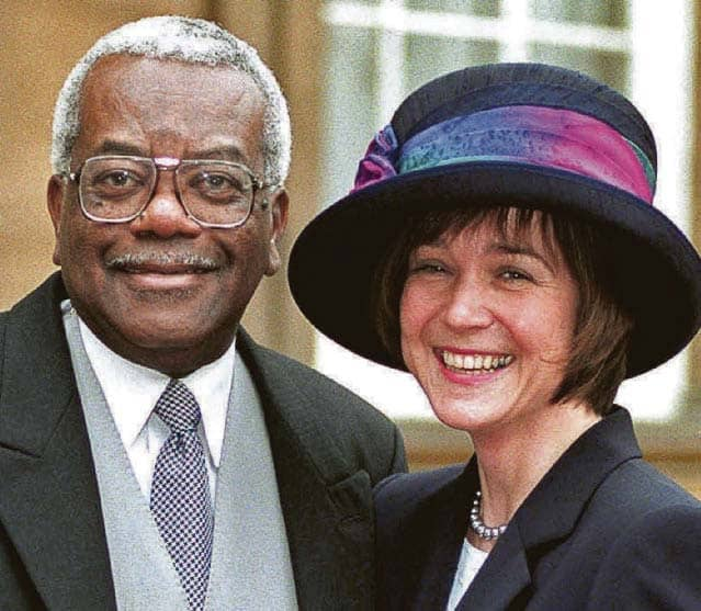 And Finally... Sir Trevor, 81, Splits With Wife Of 34 Years
