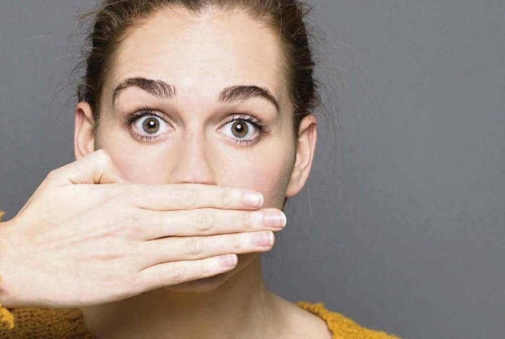 How To Banish The Bad Breath Blues