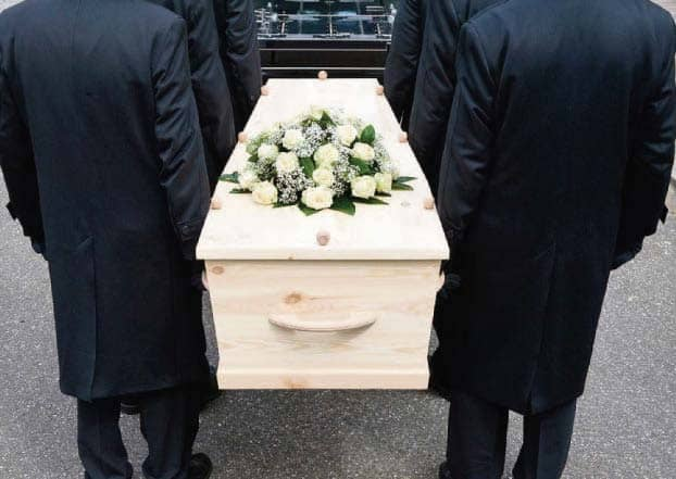 Scandal Of Rise In Pauper's Funerals