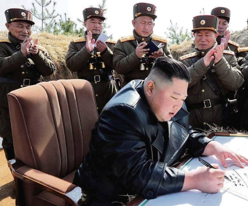 South Demands Halt To Kim Jong-un's Strongman Show Amid Covid-19 Crisis