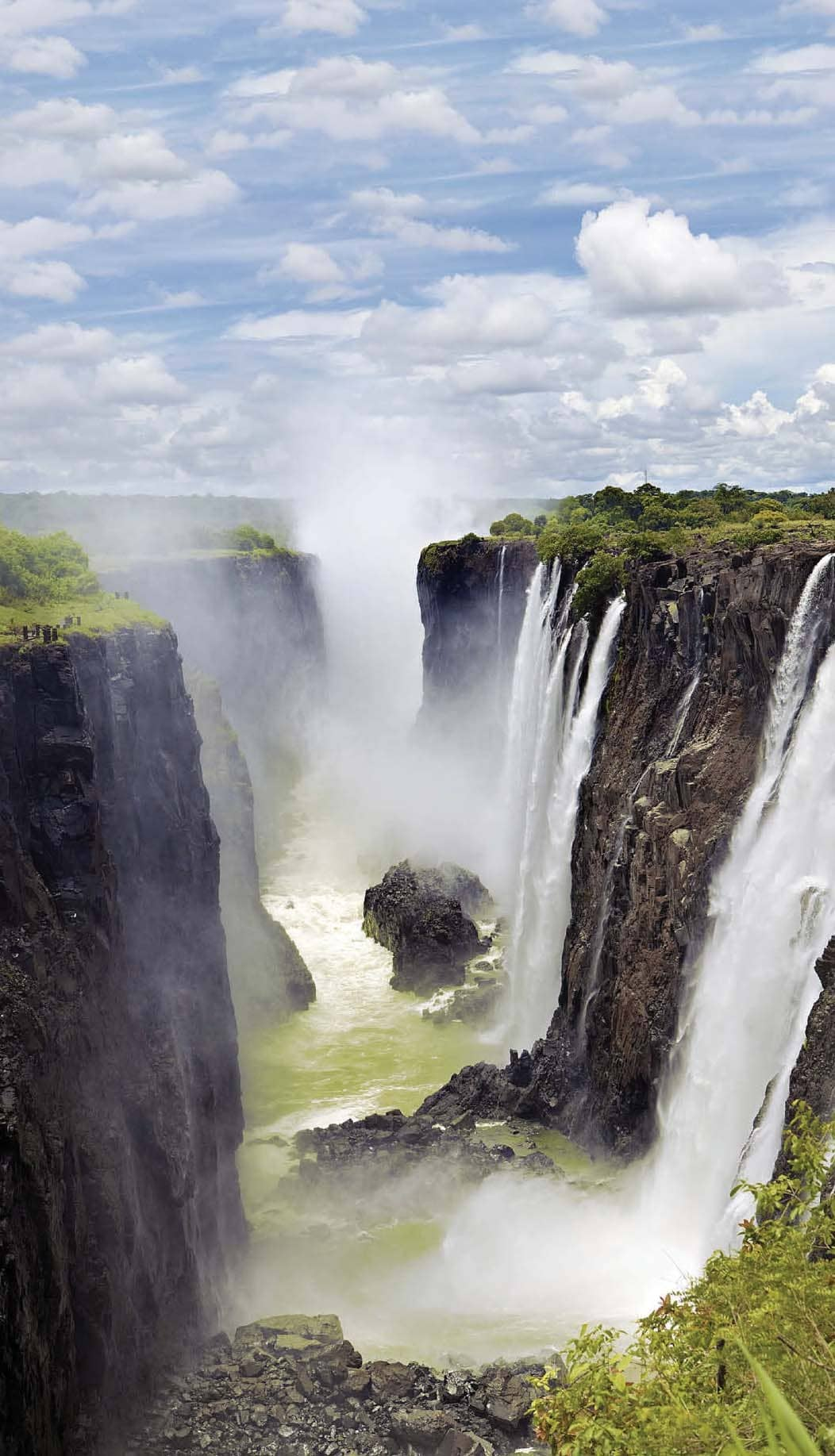 Victoria Falls an angel's delight