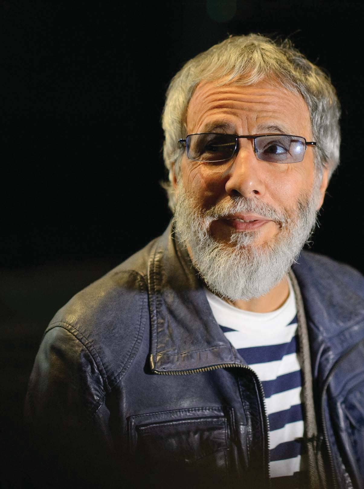 AN INTERVIEW WITH CAT STEVENS