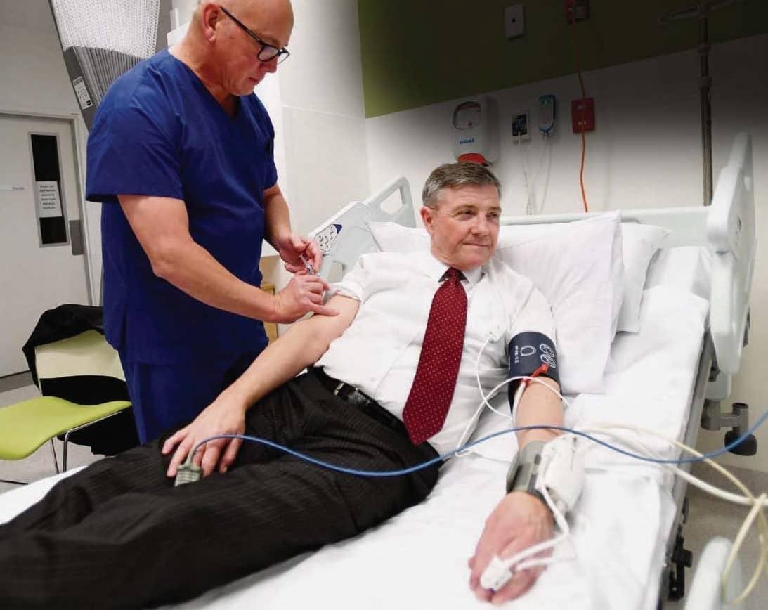 Covid Vaccine Trials Begin In Australia