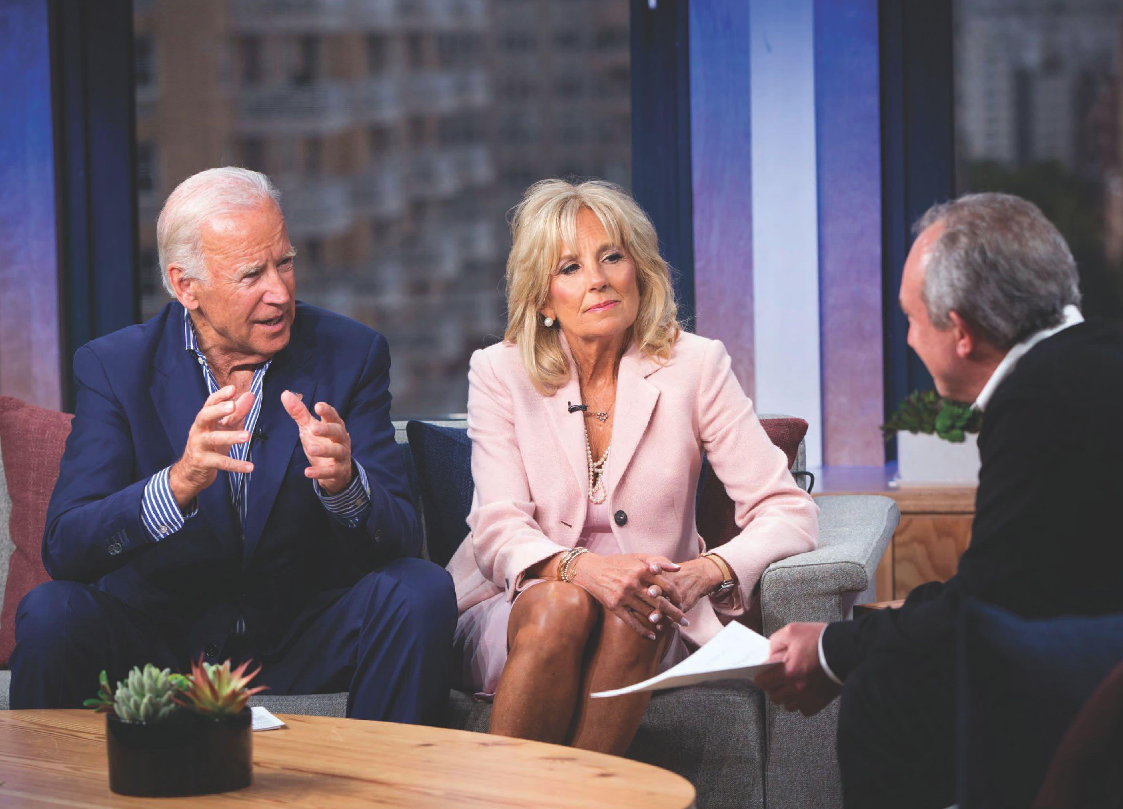 Vice President Joe Biden Redraws The Battle Lines In America's Longest War