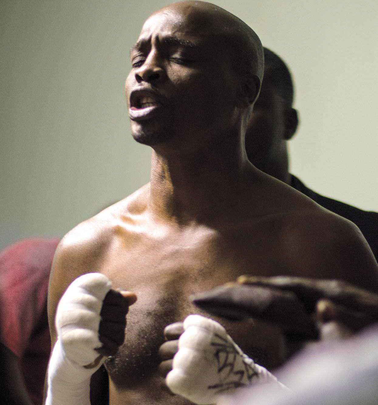The Hero Who Danced With Mayweather And Death Returns Home