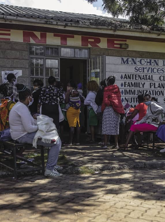 Covid-19: Africa's Gender Pandemic