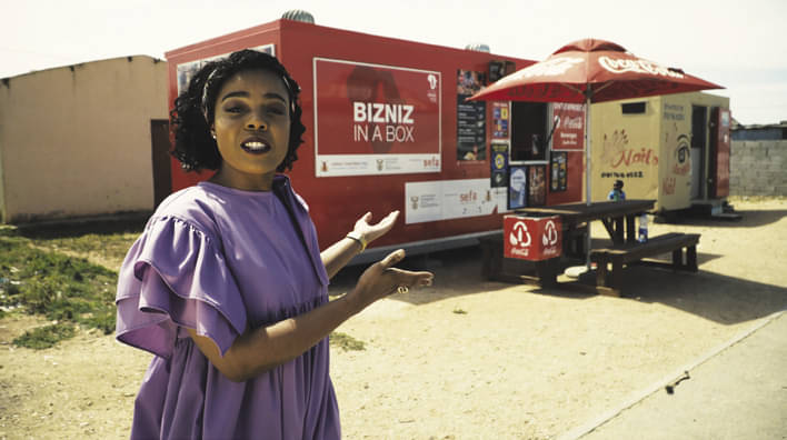 Thinking Out Of The Box: Creating Shared Value And A Country Of Entrepreneurs