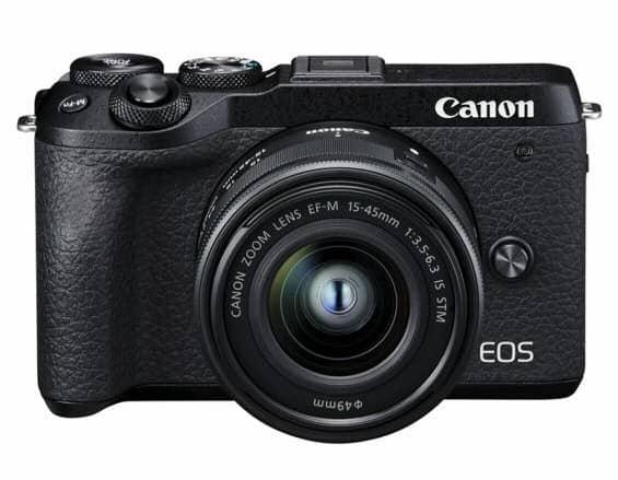CANON EOS Μ6 MARK II