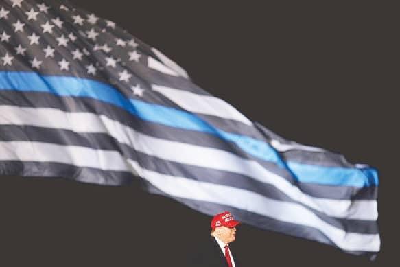 Trump Blasts Michigan Governor Whitmer