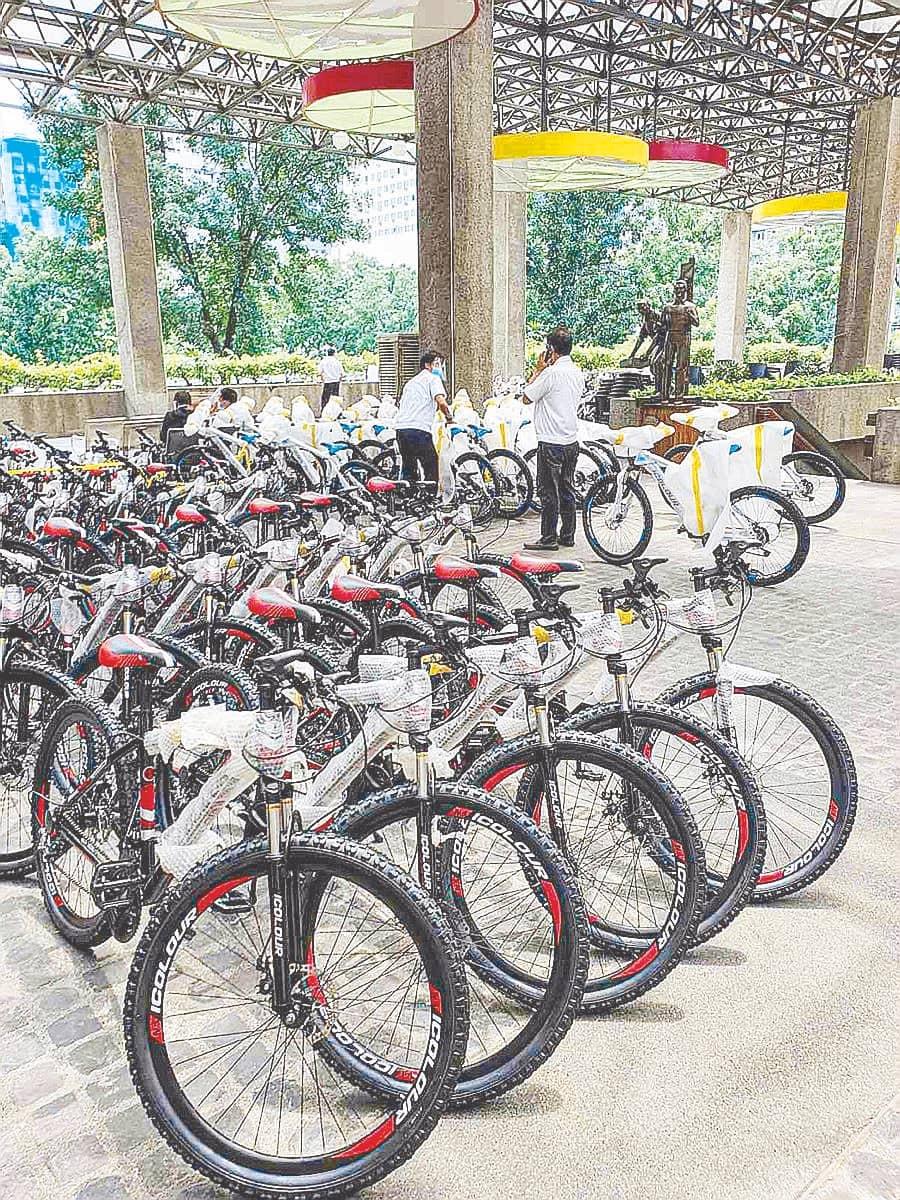 SMC rolls out bike program for employees