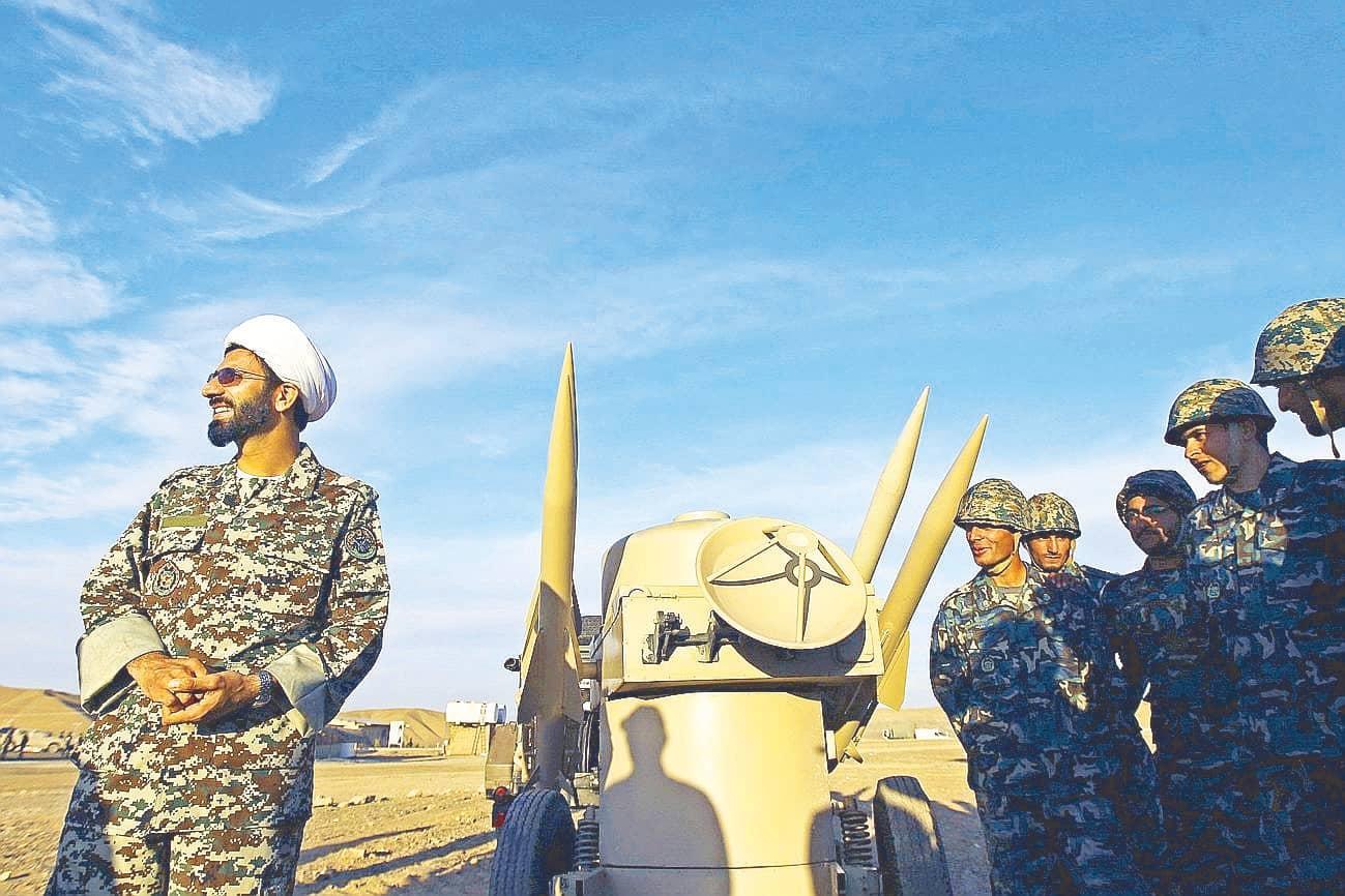 UN arms embargo on Iran expires