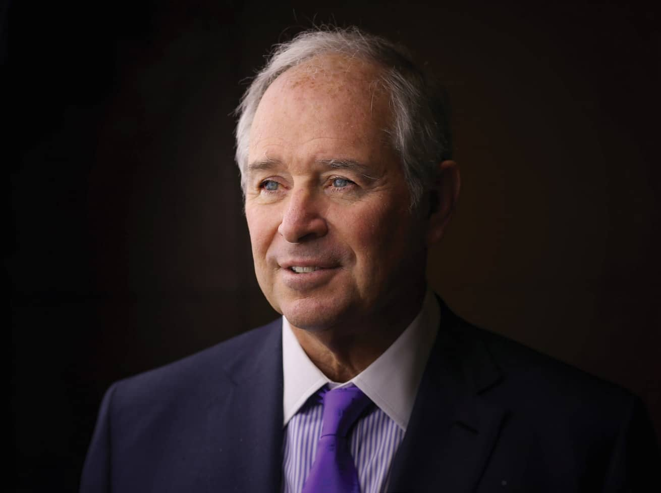 The Thought Leader Interview: Stephen A. Schwarzman