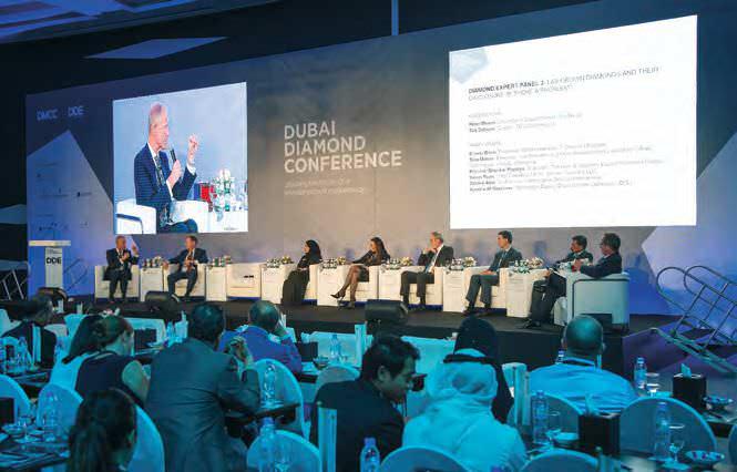 Dubai Diamond Conference Reflects On Industry's Future
