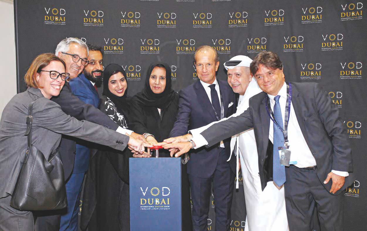 VOD Dubai International Jewellery Show: The Middle East's Mega Event
