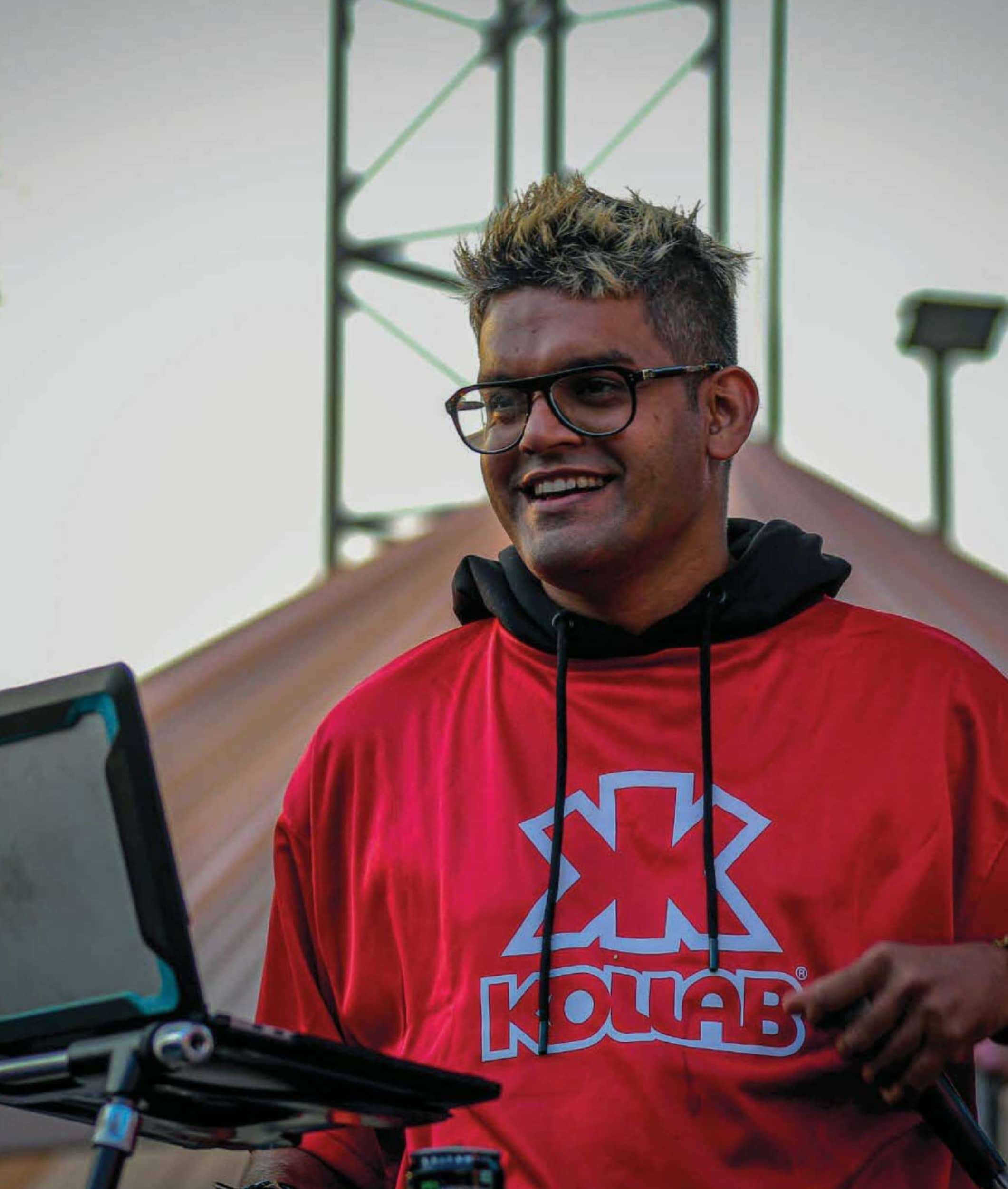 Meet the DJ Who Dropped the Deck to Be on the COVID-19 Frontline