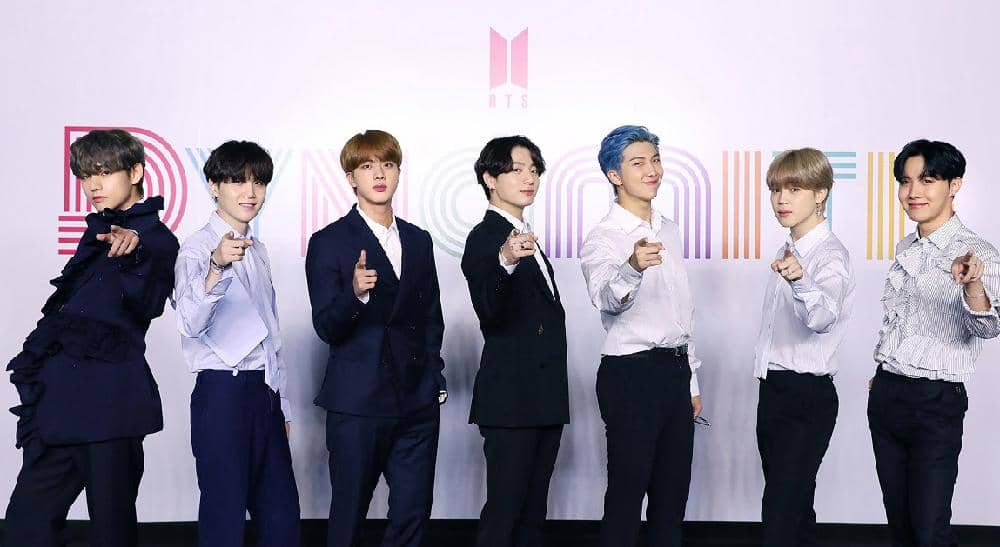 BTS Smash Several World Records With 'Dynamite'