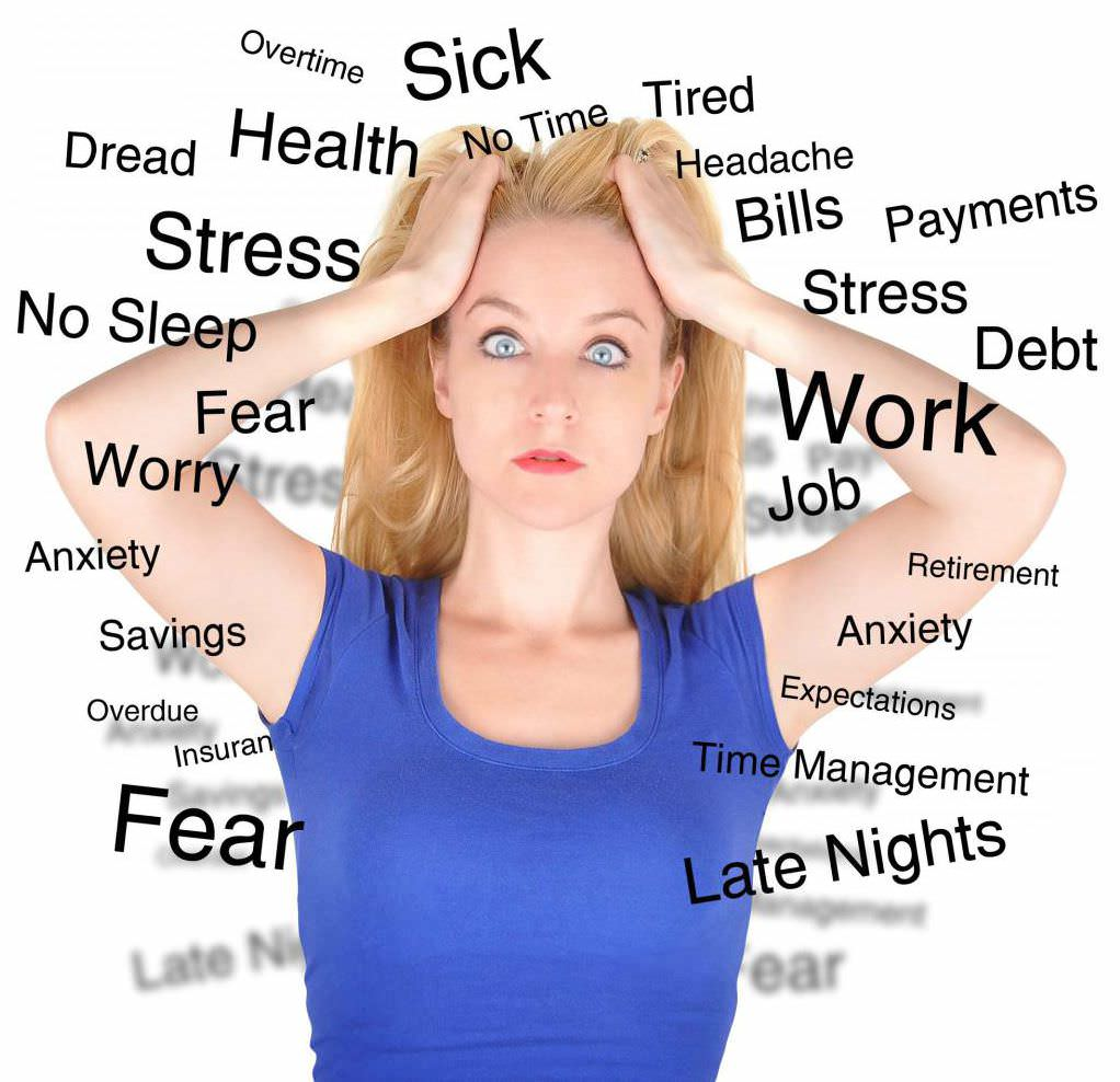 Symptoms And Signs Of Chronic Stress