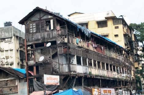 140-Yr-Old Chawl's Claim For Damage By Metro Denied