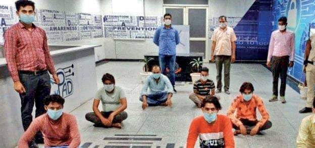 Web Of Deceit: How This Gang Used E-Commerce Sites To Dupe Scores