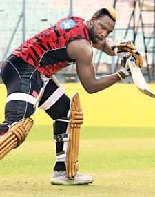 Knight Riders Aim For Early Inroads