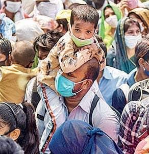 1cr Migrants, Including Those On Foot, Returned Home: Govt