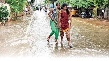 Central Team To Tour Flood-Hit Areas From Today