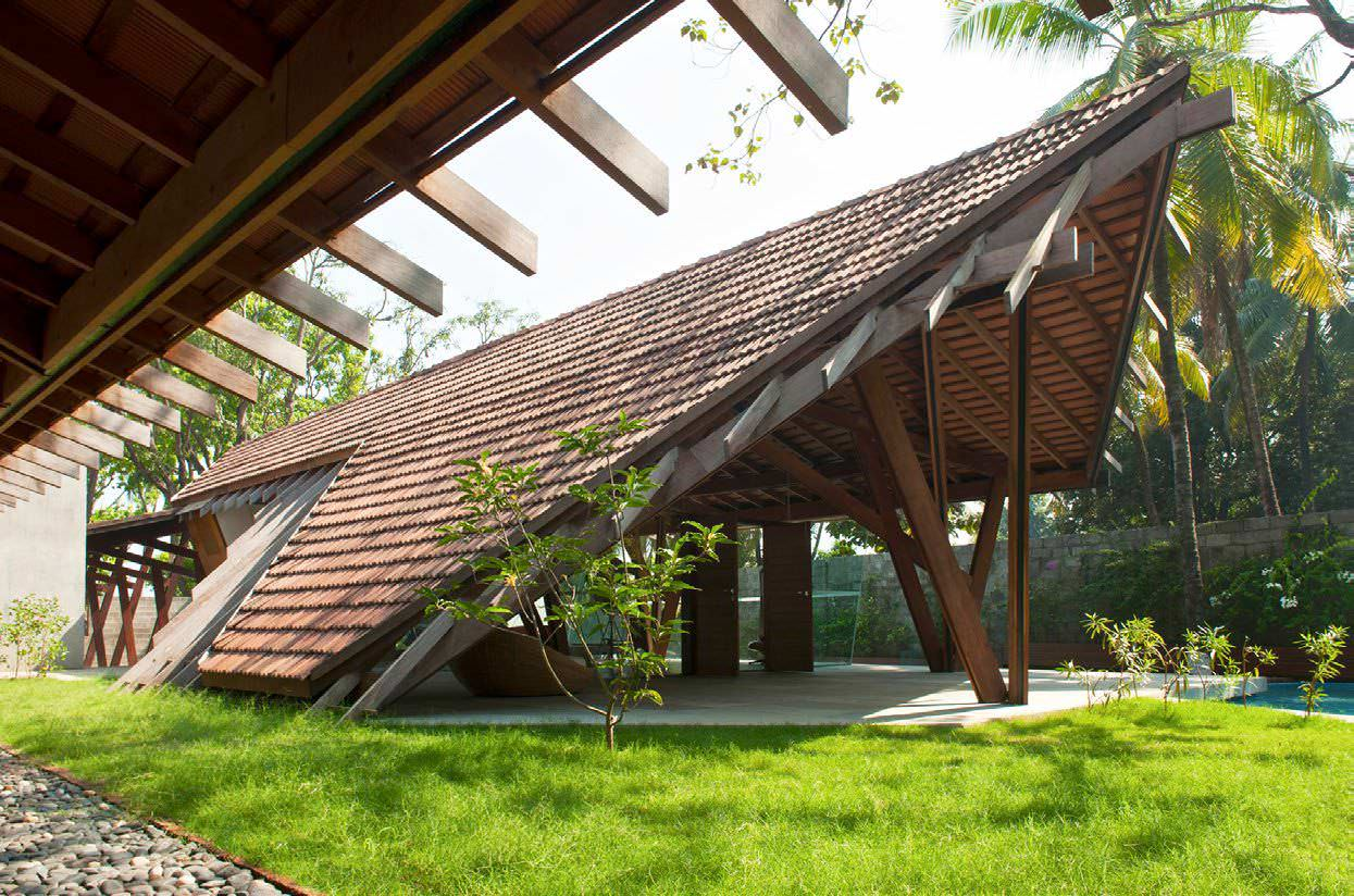 Regional influence on contemporary design Regional house