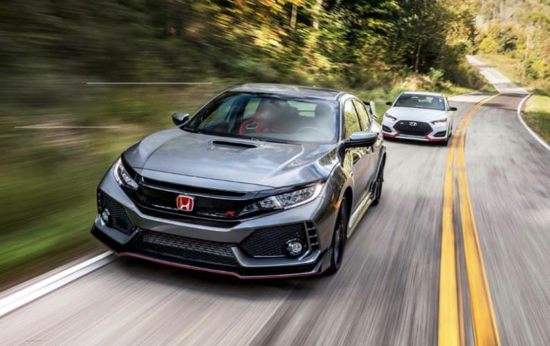 Letters Of Note// Hyundai Taps The Fast Part Of The Alphabet To Challenge The Honda Civic Type R With Its New Veloster N